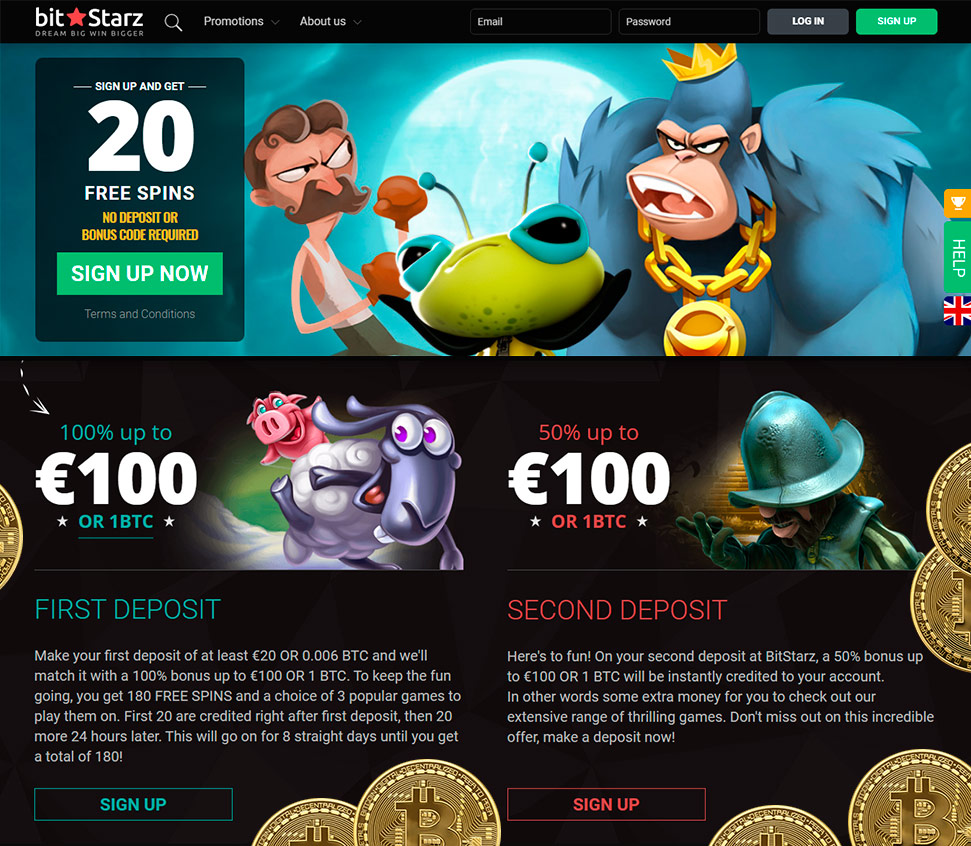 Play live bitcoin slot game