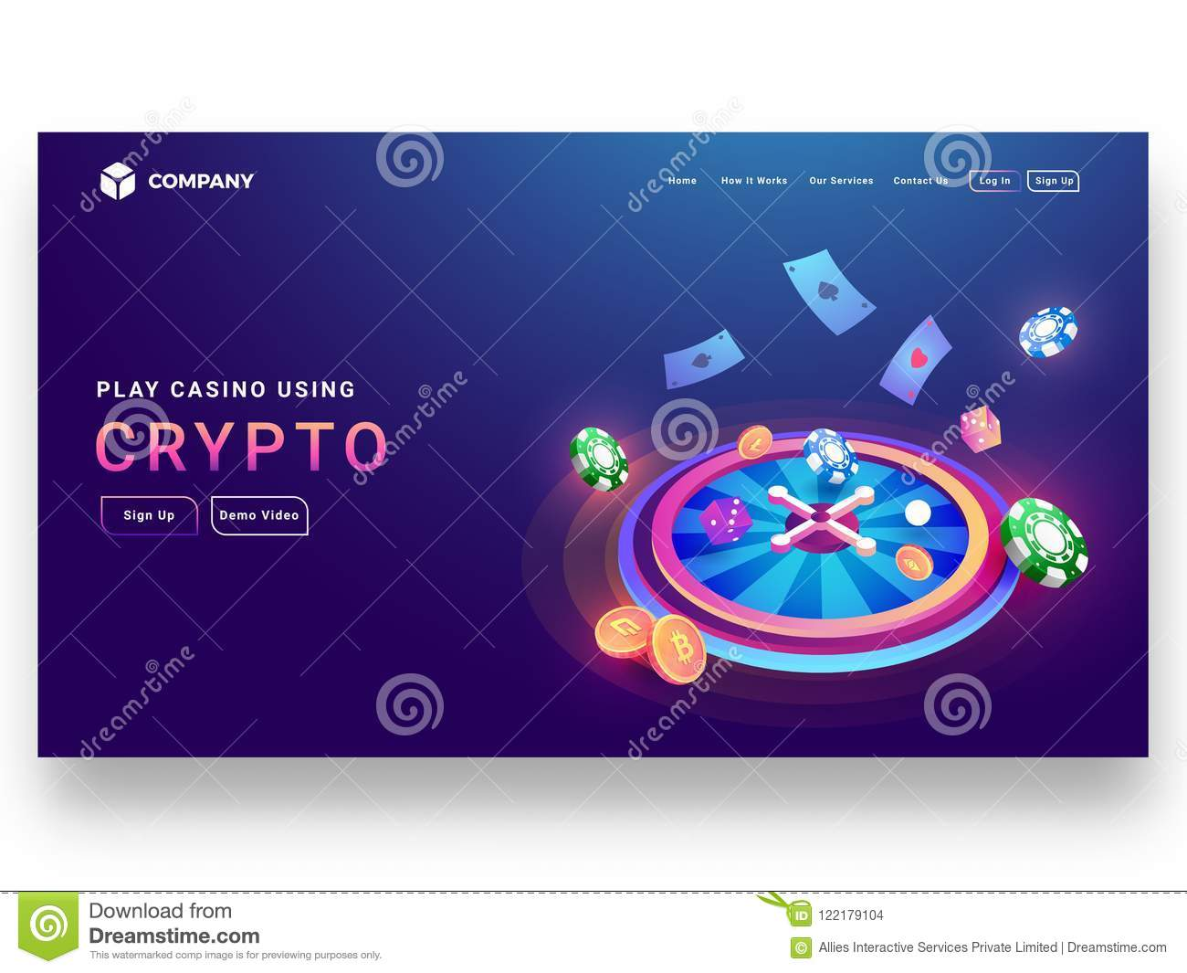 Bitcoin casino card games free online